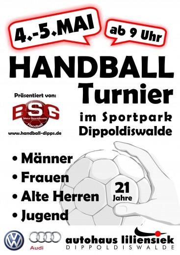 21. VW-AUDI-Handballturnier