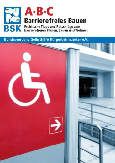 Titelseite von ABC Barrierefreies Planen und Bauen