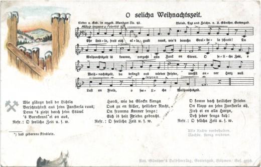 Anton Günther - O selicha Weihnachtszeit Nr. 42