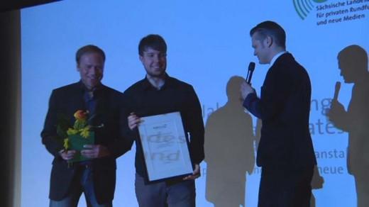FRM gewinnt Sächsischen Leistungspreis Lokal-TV