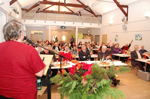 """Regionalkonferenz der ILE – Gebiete """"Silbernes Erzgebirge"""" und """"Sächsische Schweiz"""" des Landschaf(f)t Zukunft e. V. 2012"""