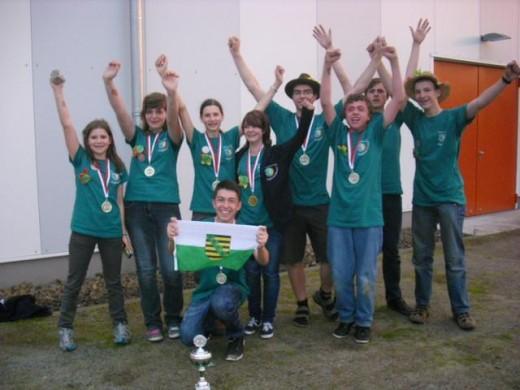 JRK Dippoldiswalde, Gewinner der Landeswettkämpfe 2012