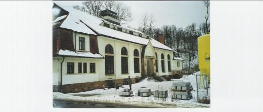 Jahnturnhalle 2005