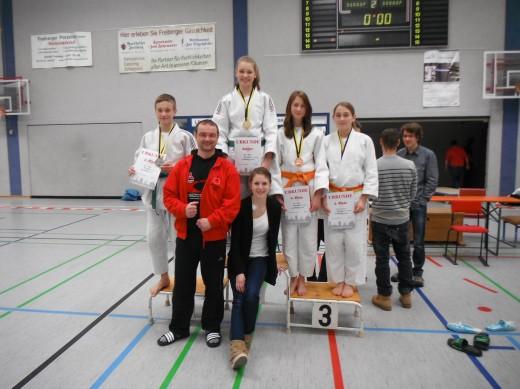 Judo: 18. Freiberger Bergstadtpokalturnier