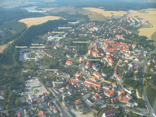 Landesgartenschau in Dippoldiswalde?