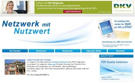 Netzwerk FDP