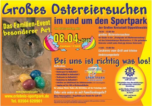 Ostern im Sportpark