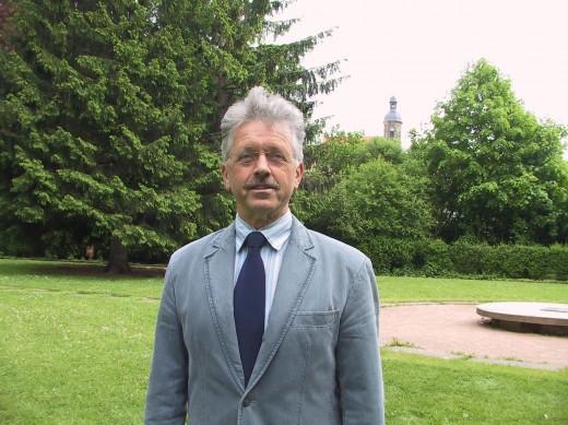 Oberbürgermeister Ralf Kerndt (Unabhängige Bürger)