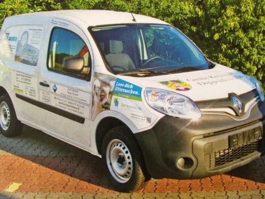 Stadtverwaltung dankt für neues Citymobil