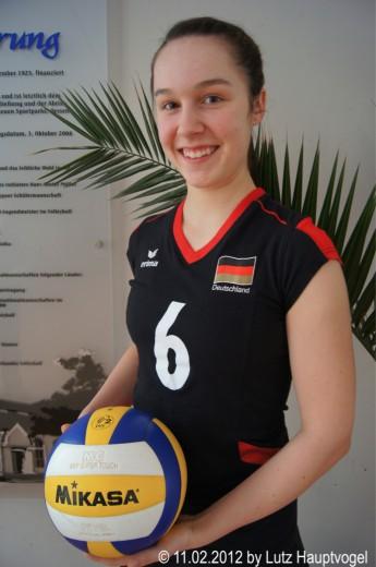 Steffi Kuhn (Foto: Lutz Hauptvogel)