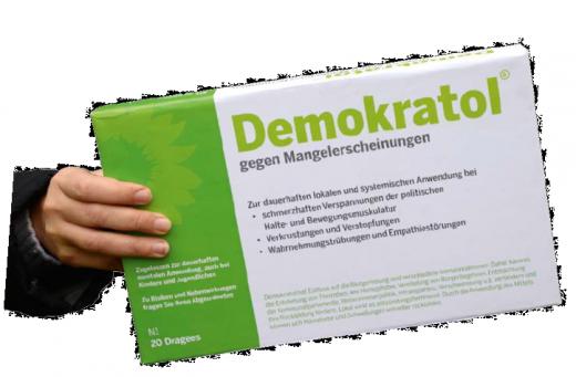 """""""Demokratol"""" für Alle!"""