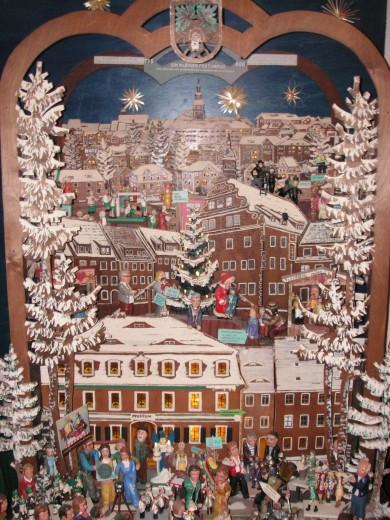 Neuer Weihnachtsberg von Rolf Steinbach