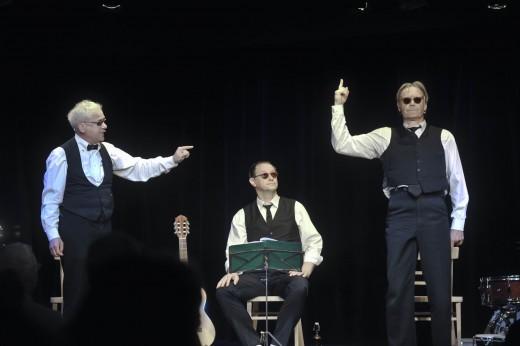 Zwinger-Trio Dresden - Die Retter der Tafelrunde