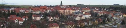 Dieses Foto entstand im November 2009 von der Reichstäder Höhe aus.