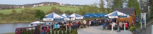 Saisoneröffnung im Strandbad Paulsdorf am 8. Mai 2010 (Foto: Harald Weber)