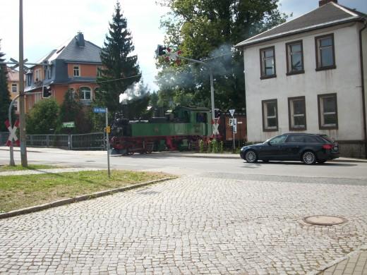Die alte 4K der Königlich Sächsischen Staatseisenbahn