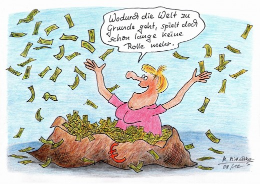 Egal wodurch (Karikatur: MirkoMitschke, Lizenz CC-BY-NC-ND)