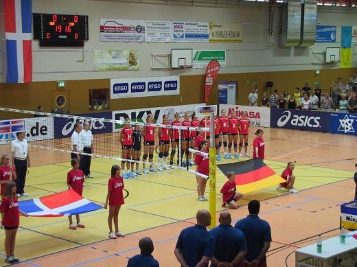 Volleyball-Nationalmannschaft der Damen Deutschland