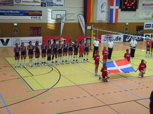 Volleyball-Nationalmannschaft der Damen Dominikanische Republik